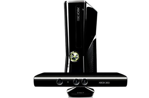 Xbox 360 and Kinect Bundle