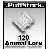 UO 120 Animal Lore Power Scroll