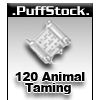 UO 120 Animal Taming Power Scroll