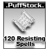 UO 120 Resisting Spells Power Scroll