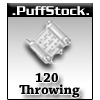 UO UO 120 Throwing Power Scroll Ultima Online UO 120 Throwing Power Scroll