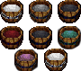 UO Complete Dye Tub Set