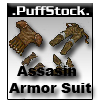 UO Assassin Armor Suit