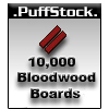 UO 10K Bloodwood Boards