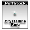 UO Crystalline Ring