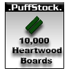 UO 10K Heartwood Boards