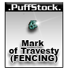 UO Mark of Travesty (Fencing)