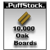 UO 10K Oak Boards